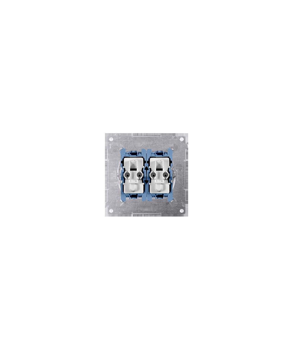Simon 54 Łącznik schodowy i przycisk zwierny SW6P1M