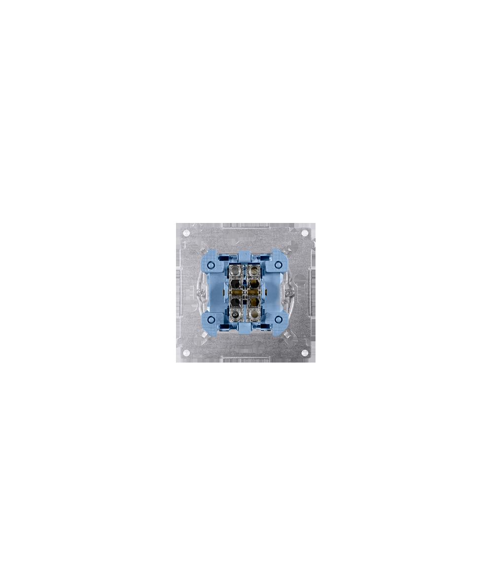 Simon 54 Łącznik żaluzjowy pojedynczy trójpozycyjny (1-0-2) SZW1KM