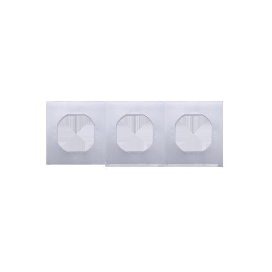 Simon 82 Detail ORIGINAL Zestaw uszczelek IP44 do ramki 3-krotnej   82368UD-39