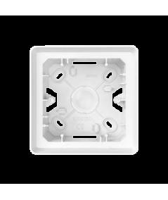 Simon 82 Detail ORIGINAL Puszka natynkowa 1-krotna biały  8200750-030
