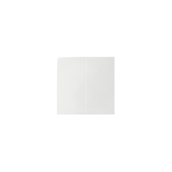 Simon 82 Klawisze podwójne do mechanizmu serii 75 biały  82026-30