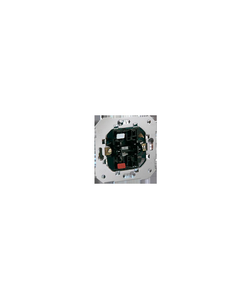 Simon 82 Przycisk pojedynczy rozwierny 10AX  75152-39