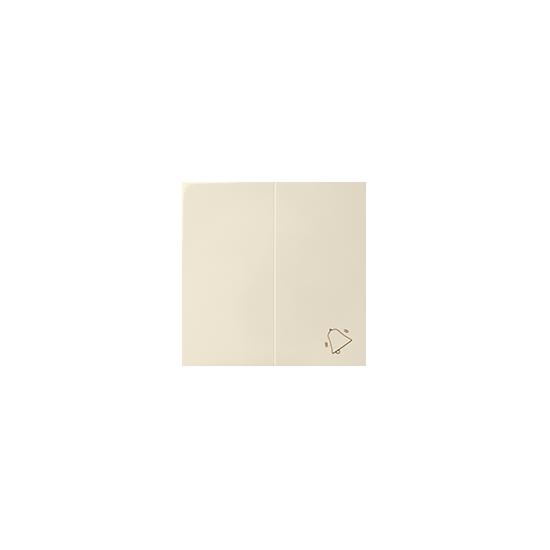 Simon 82 Klawisz podwójny do łączników i przycisków beżowy  82027-31