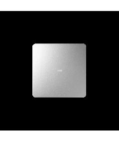Simon 82 Klawisz z oczkiem do mechanizmów serii 77 aluminium zimne  8200011-093