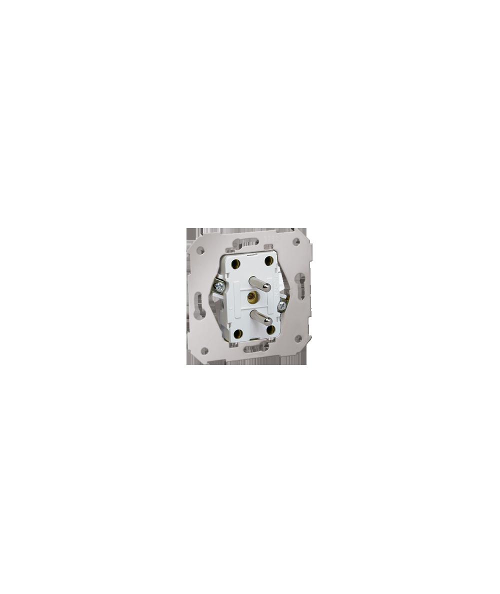 Simon 82 Gniazdo wtyczkowe podwójne z uziemieniem 16A  75458P-39