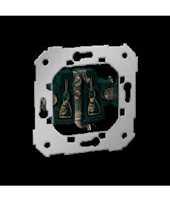 Simon 82 Gniazdo wtyczkowe pojedyncze z uziemieniem typu Schuko 16A  75432-39