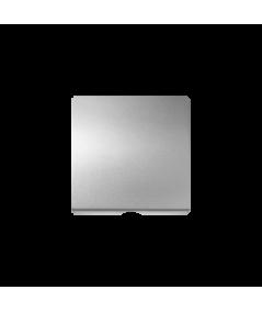 Simon 82 Pokrywa do gniazda głośnikowego / łączników z cięgnem aluminium  82051-93