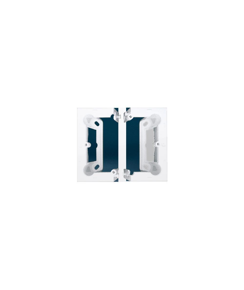 Simon 10 Puszka natynkowa 1-krotna biały  CSC/11
