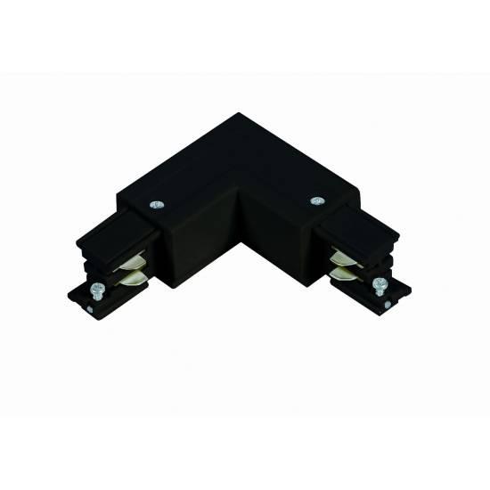 Łącznik L 3F prawy czarny