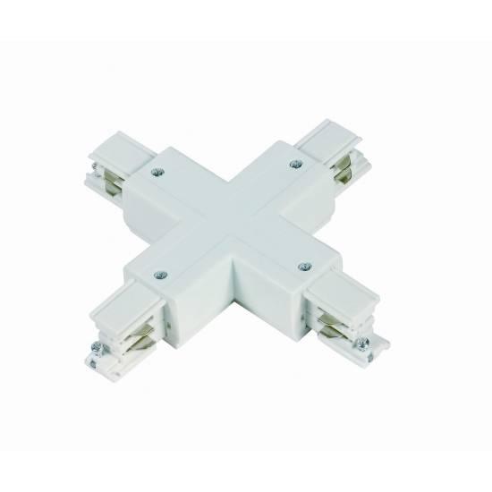 Łącznik X 3F biały