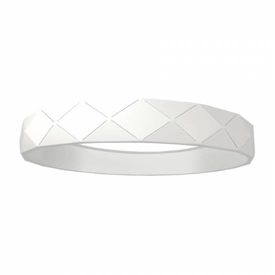 Reus LED plafon biały