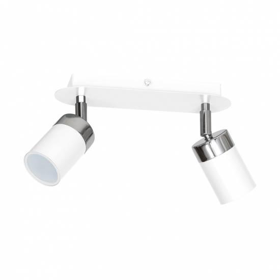 Lampa sufitowa JOKER WHITE 2xGU10