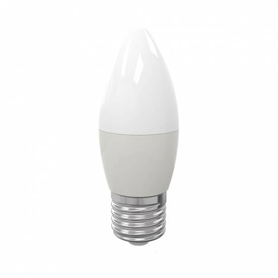 arwka LED 7W E27 C37. Barwa: Neutralna