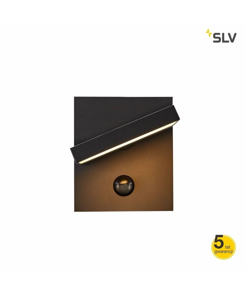 SLV  LAMPA ELEWACYJNA ABRIDOR SENSOR ANTRACYT  1002990
