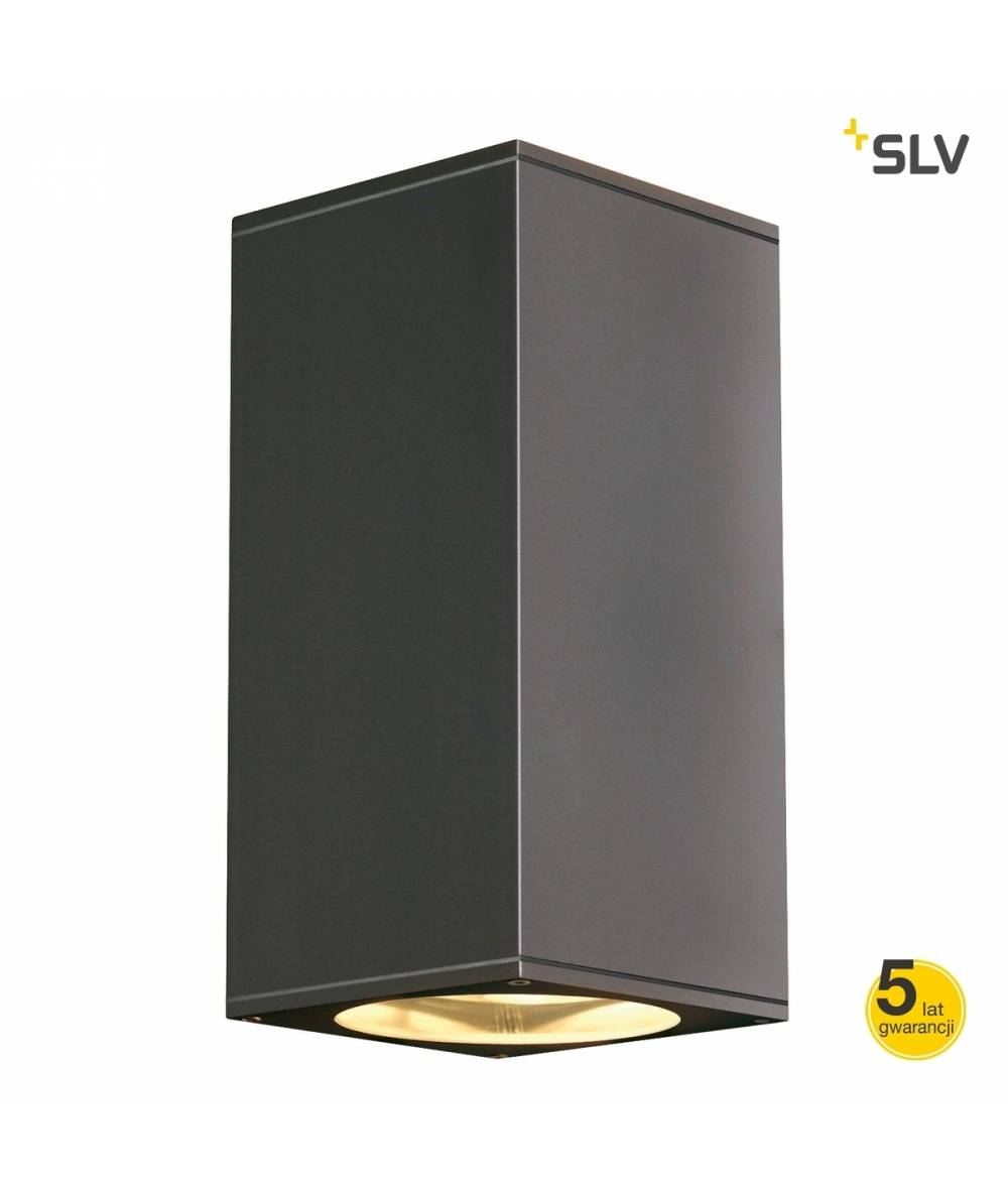 SLV  LAMPA ELEWACYJNA BIG THEO G/D OUT ANTRACYT  229575