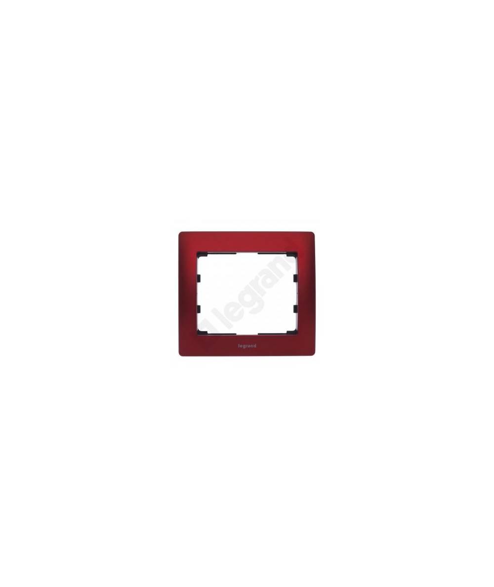 SISTENA LIFE Ramka MAGIC RED pojedyncza 771901
