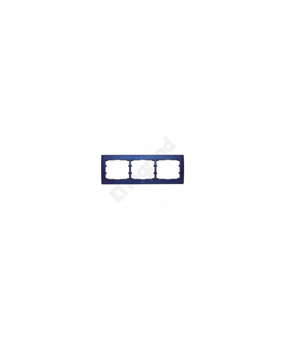 SISTENA LIFE Ramka MAGIC BLUE potrójna pozioma 771913