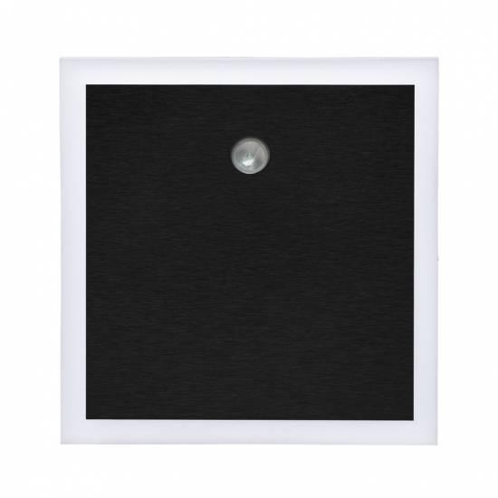 EVO BLACK Barwa: Neutralna 4000K. PIR. 12V
