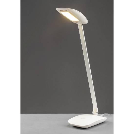 Lampa biurkowa ALICE Srebrna