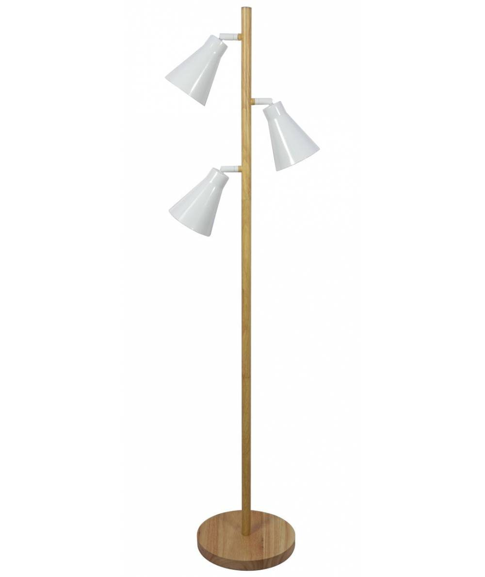 Lampa podłogowa BOURNE 3L