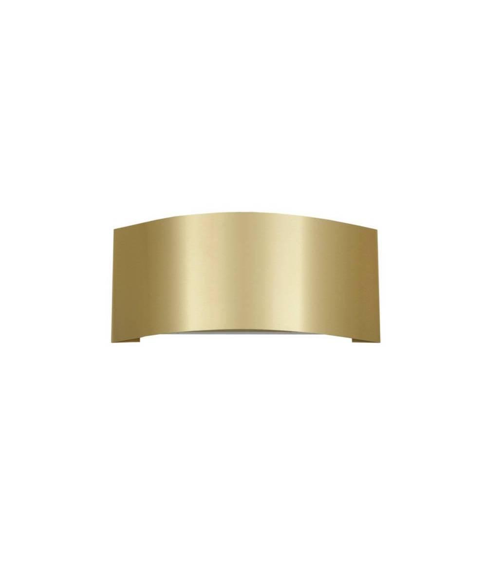Nowodvorski - Kinkiet Keal Gold S 1-punktowy - 2985