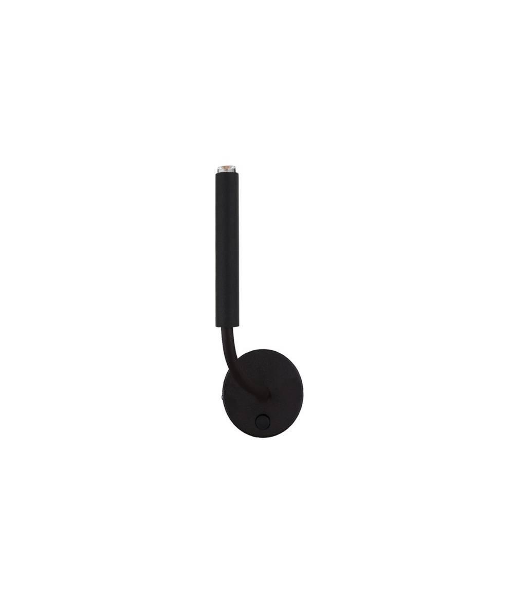Nowodvorski - Kinkiet STALACTITE BLACK I CZARNY - 8351