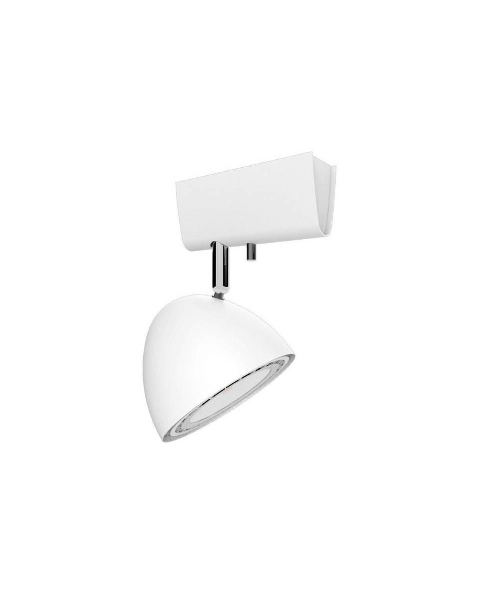 Nowodvorski - kinkiet VESPA I biały - 9594