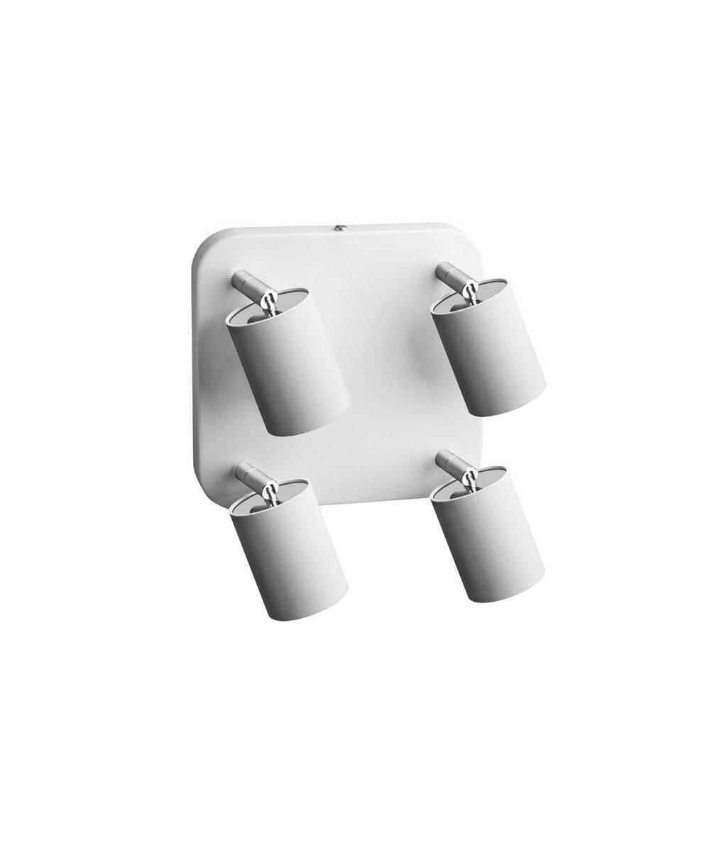 Nowodvorski - listwa sufitowa/ kinkiet EYE SPOT IV biały - 6017