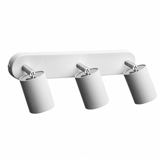 Nowodvorski - listwa sufitowa/ kinkiet EYE SPOT III biały - 6016