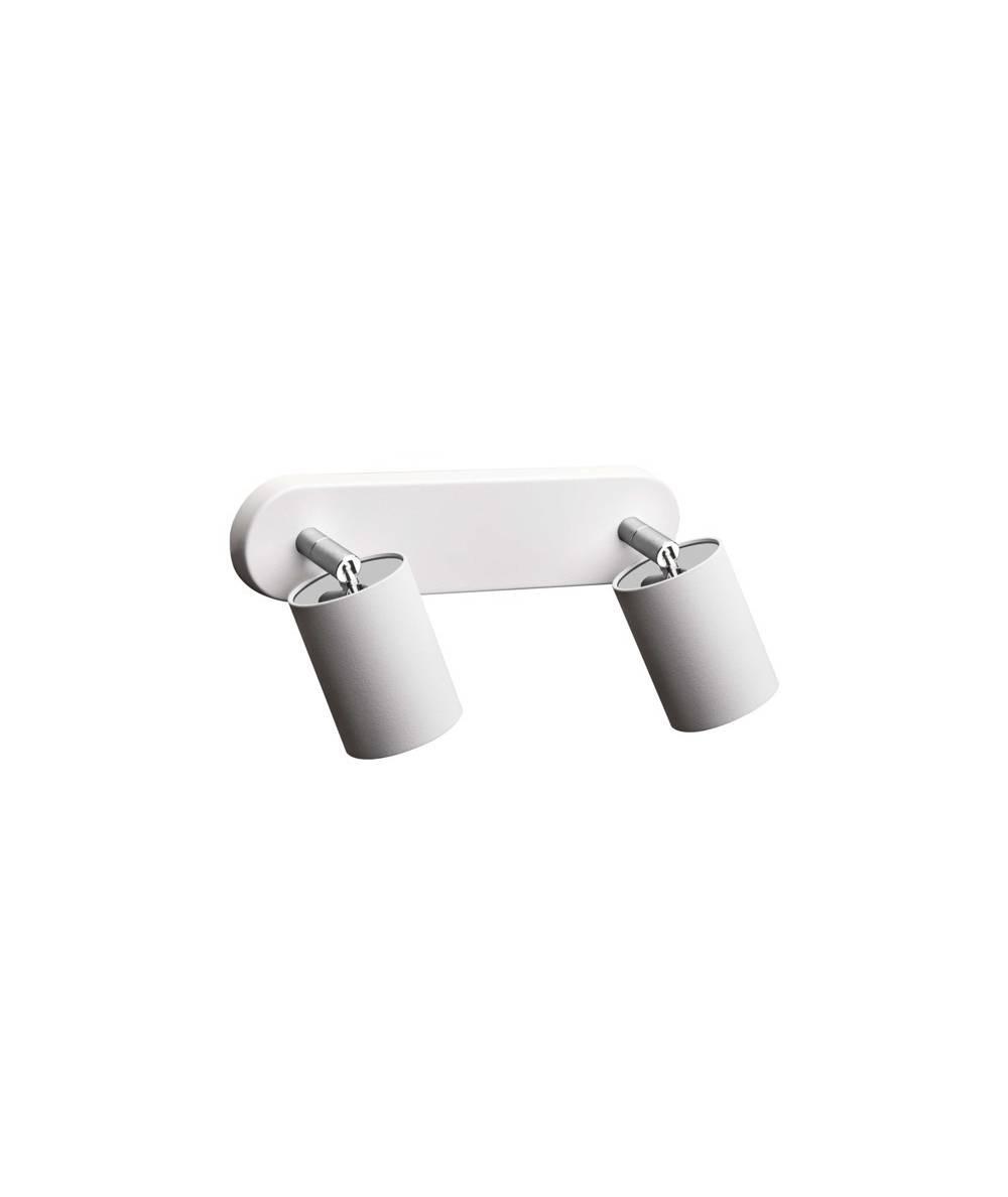 Nowodvorski - listwa sufitowa/ kinkiet EYE SPOT II biały - 6015