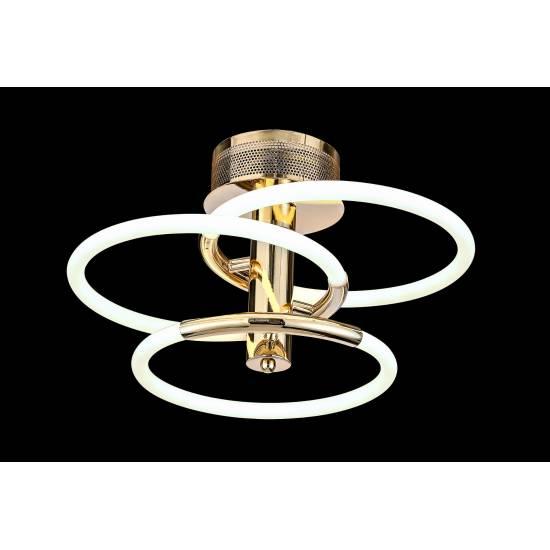 Plafon SELVINI 3L GOLD