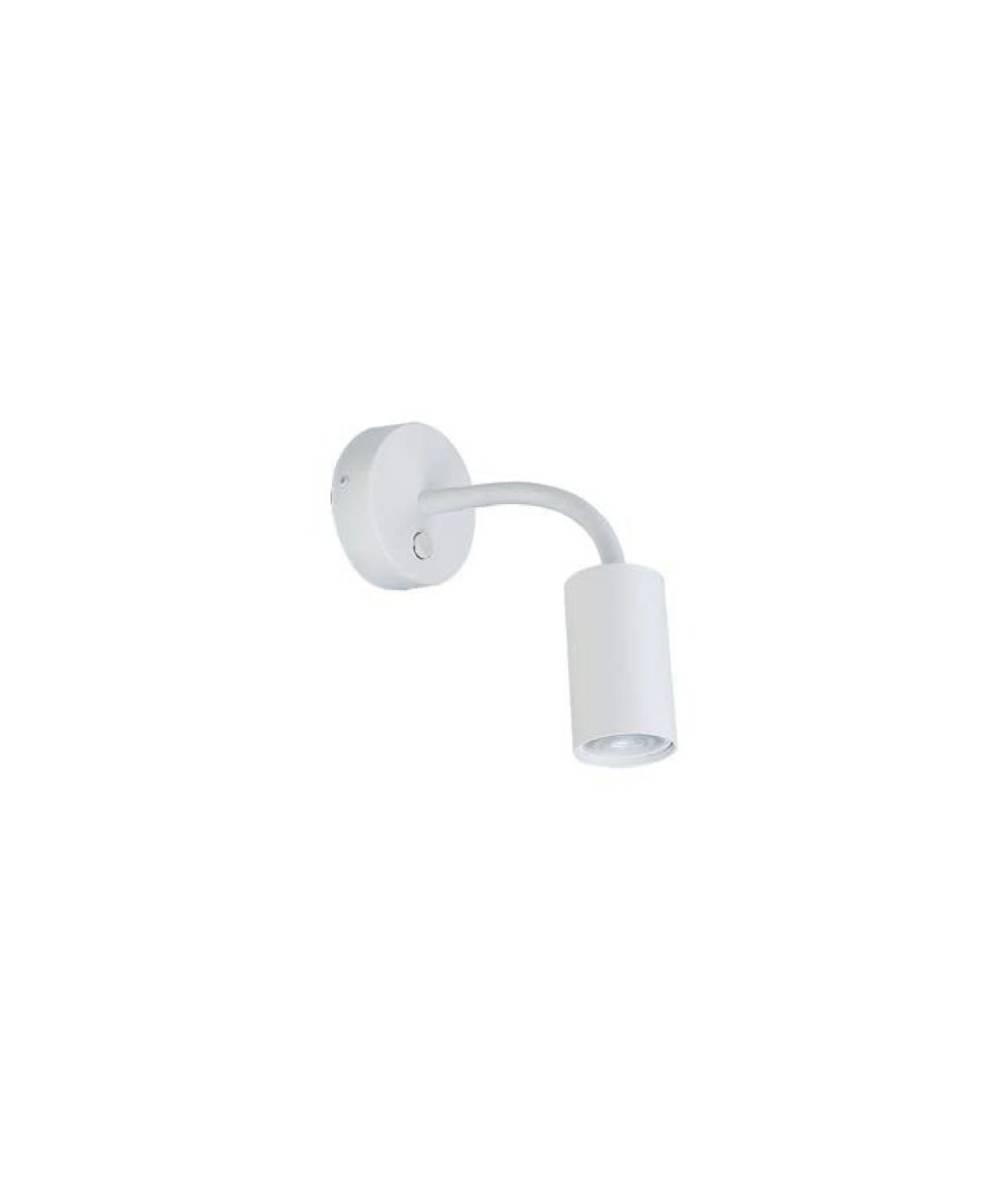 Nowodvorski - kinkiet EYE FLEX WHITE - 9070