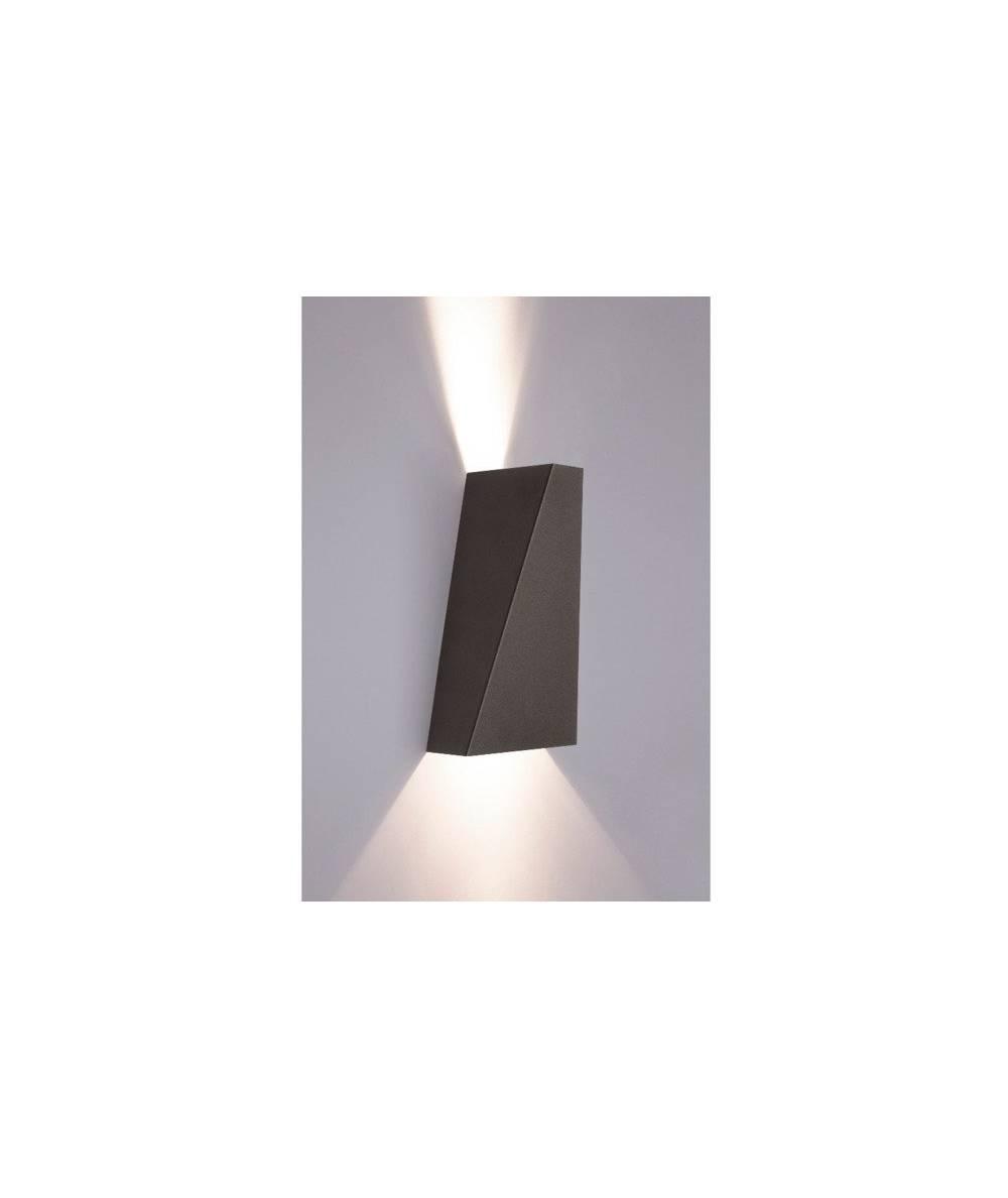 Nowodvorski - kinkiet NARWIK BLACK - 9703