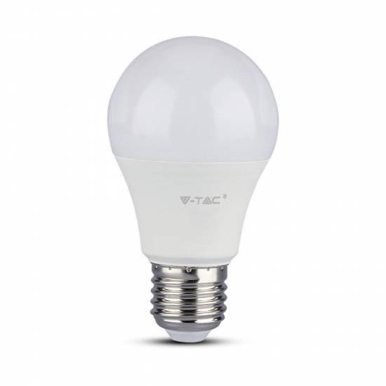 V-TAC - Żarówka LED E27 barwa ciepła 9W - SKU7260