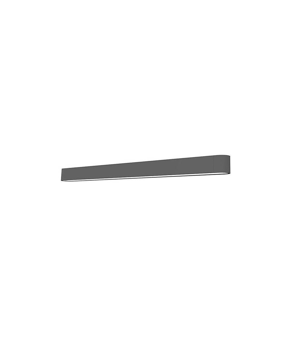Nowodvorski - lampa sufitowa SOFT LED graphite - 9524