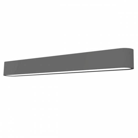 Nowodvorski - lampa sufitowa SOFT LED graphite - 9525