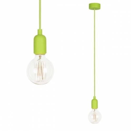 Nowodvorski - lampa wisząca SILICONE GREEN 90cm - 6405
