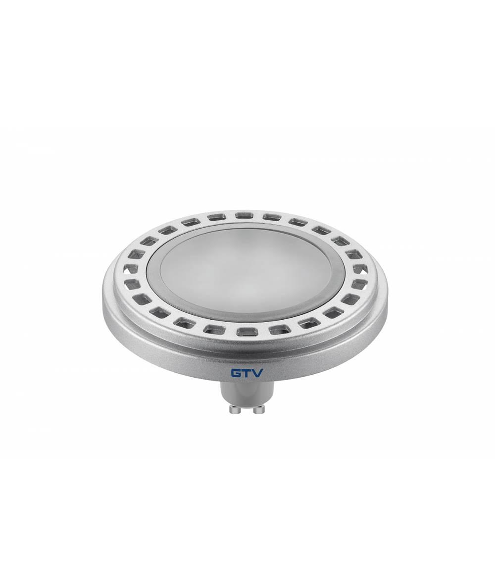 Żarówka LED- 12W, barwa ciepła, GU10