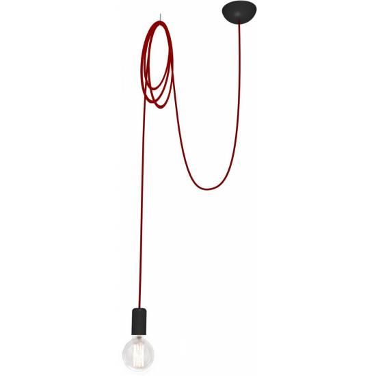 Nowodvorski - lampa SPIDER RED I kabel 3m - 6793