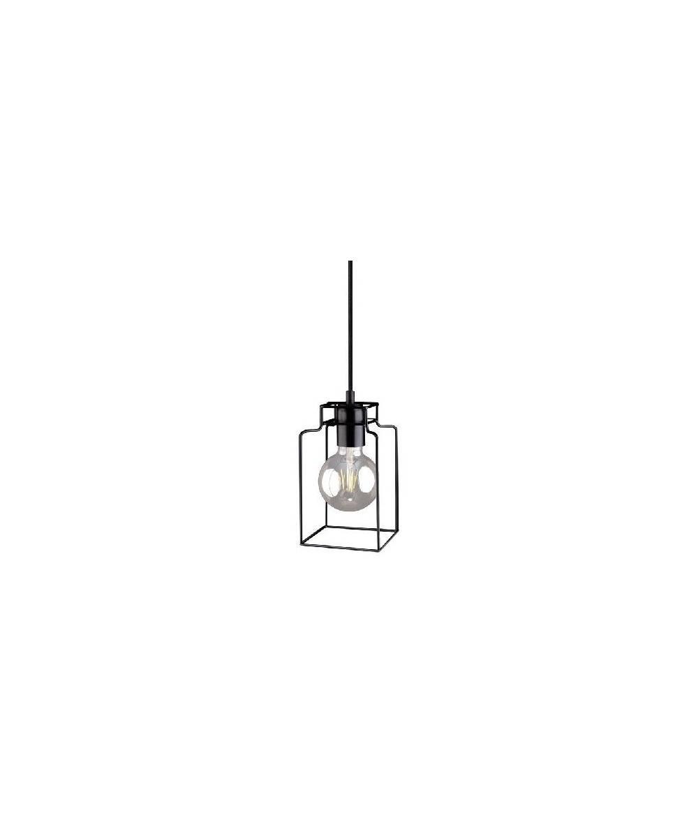 Nowodvorski - lampa vintage FIORD kostka - 9668