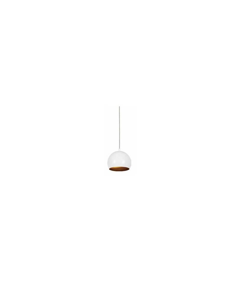 Nowodvorski - Nowodvorski - lampa wisząca BALL WHITE/ GOLD 120cm - 6602