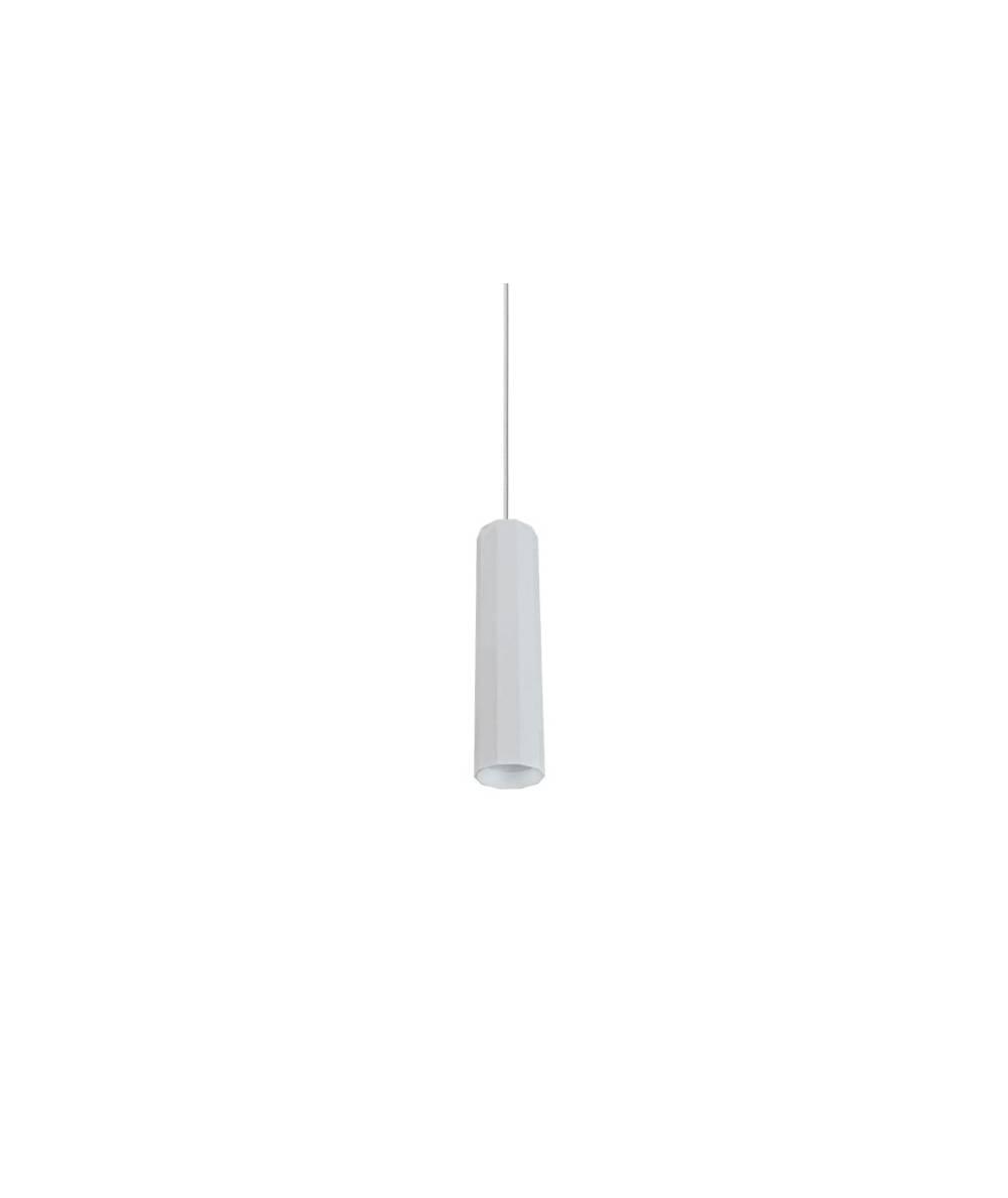 Nowodvorski - lampa POLY M biała - 8880