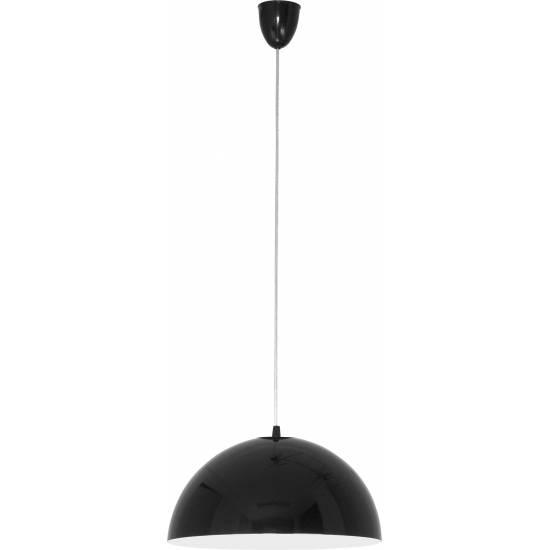 Nowodvorski - lampa HEMISPHERE black-white S - 4838