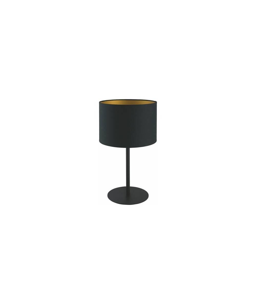 Nowodvorski - lampa stołowa ALICE czarny/złoty - 9091
