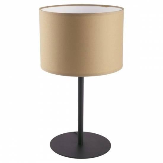 Nowodvorski - lampa stołowa ALICE kawowy/biały - 9088