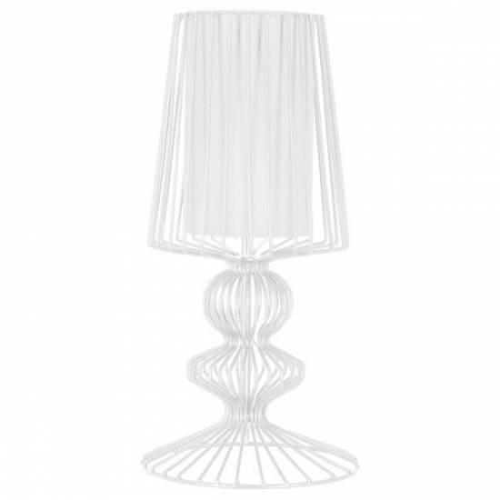 Nowodvorski - lampa stołowa AVEIRO biały - 5410