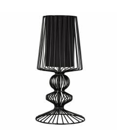 Nowodvorski - lampa stołowa AVEIRO czarny - 5411