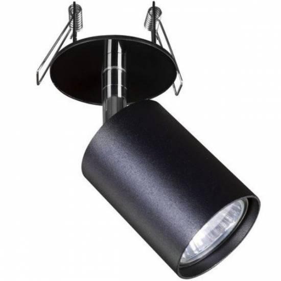 Nowodvorski - Lampa wpuszczana EYE FIT BLACK - 9400