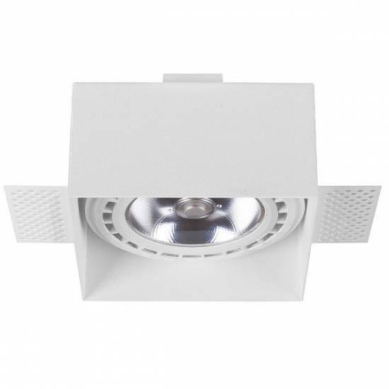 Nowodvorski - bezramowa lampa wpuszczana MOD PLUS WHITE - 9408