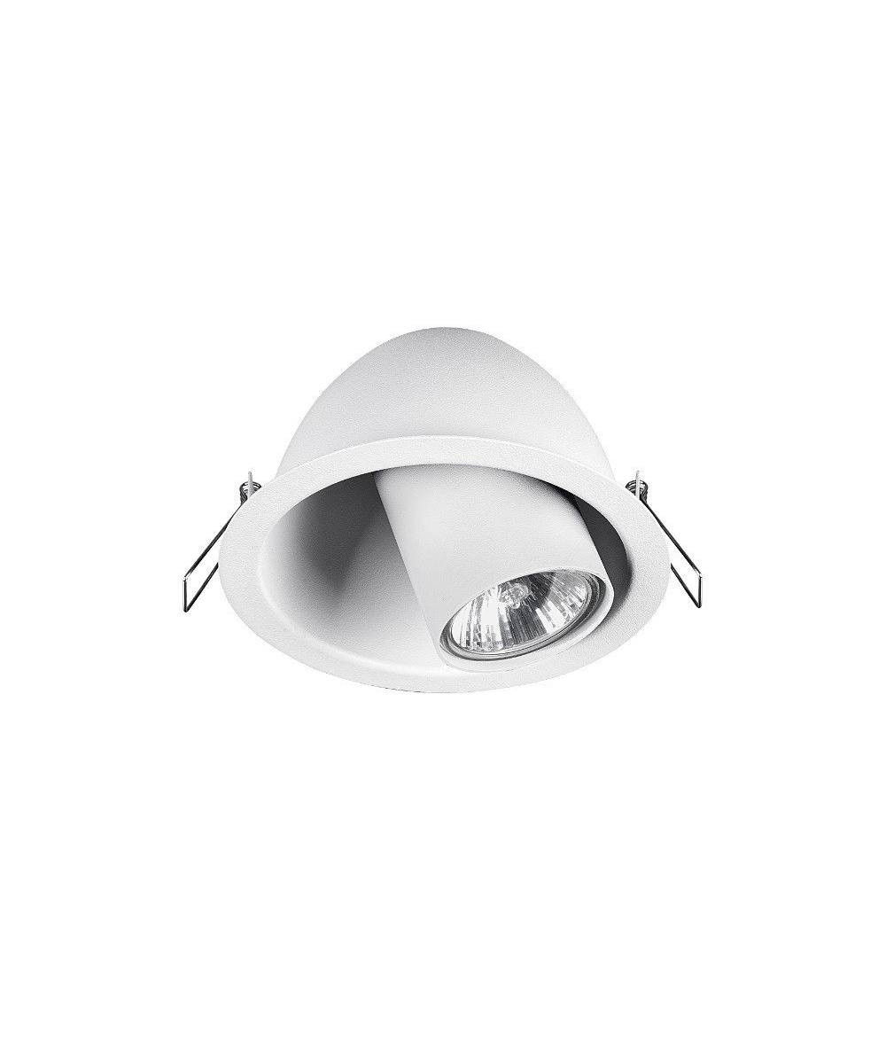 Nowodvorski - Lampa wpuszczana DOT WHITE - 9378